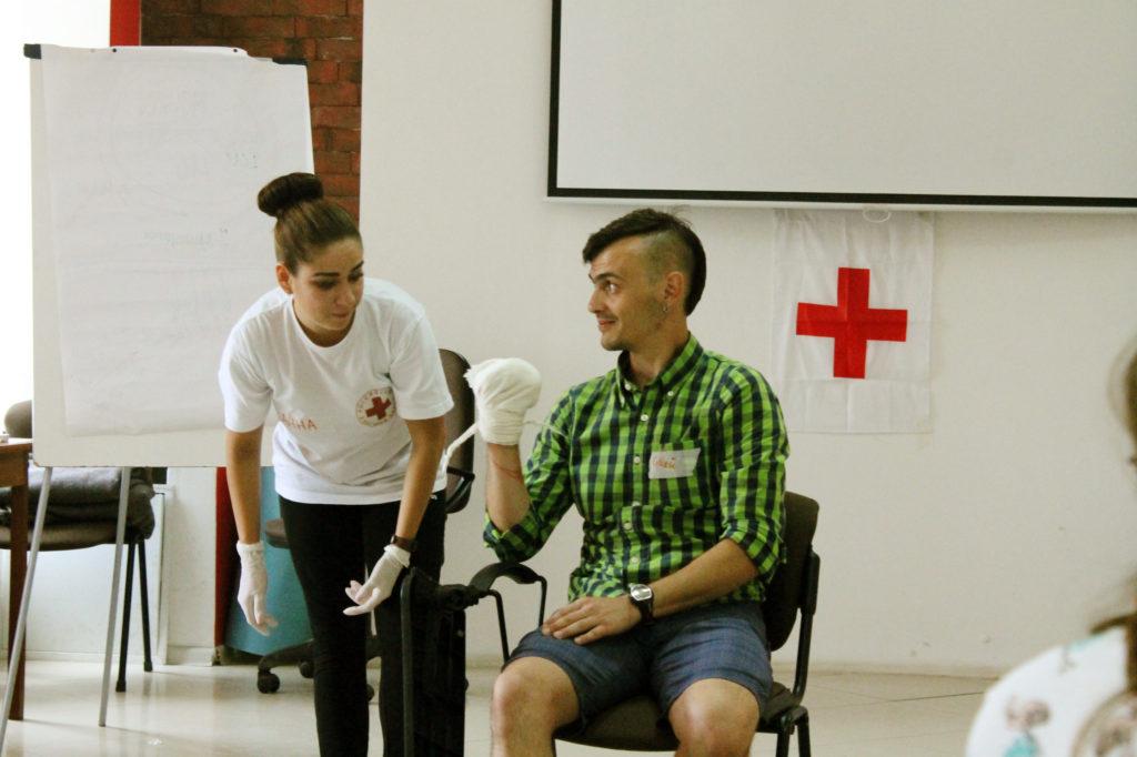 год создания красного креста в россии