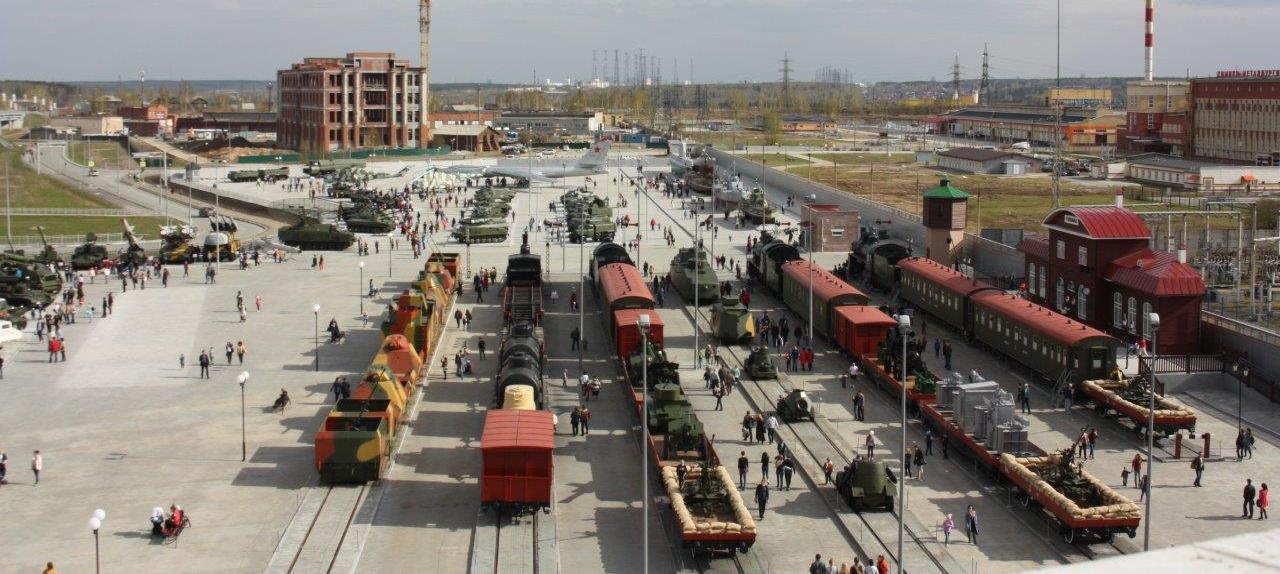 музей военной техники в верхней пышме официальный