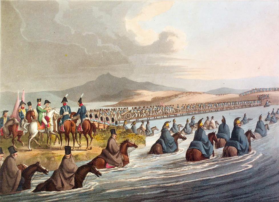 переправа через березину 1812 дата