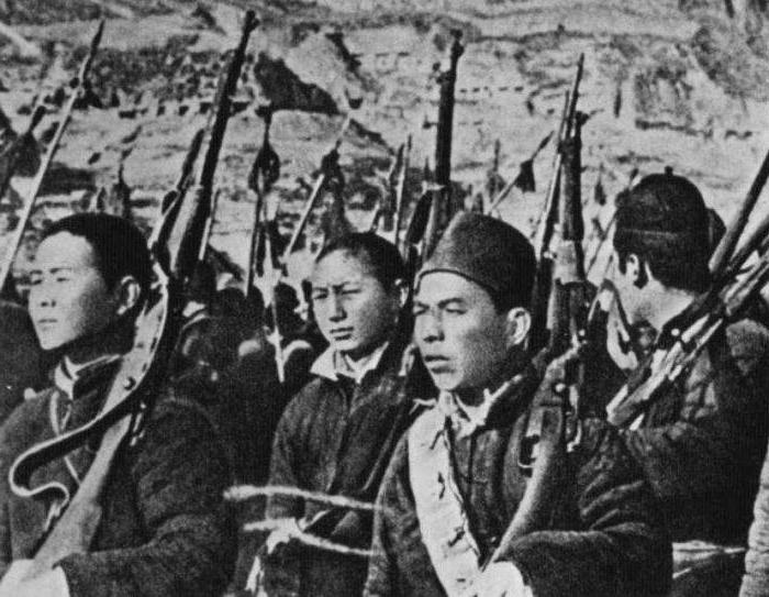 война в китае 1946 1949