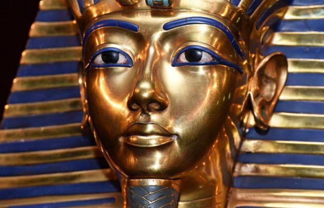 изображение фараона в древнем египте