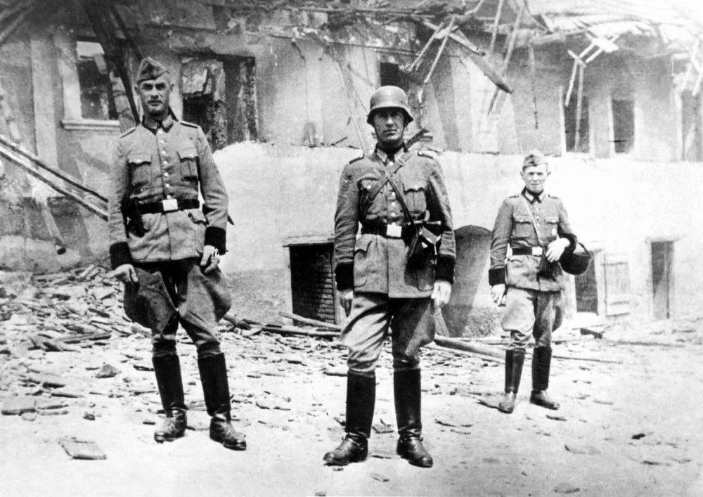 сд в германии во время войны