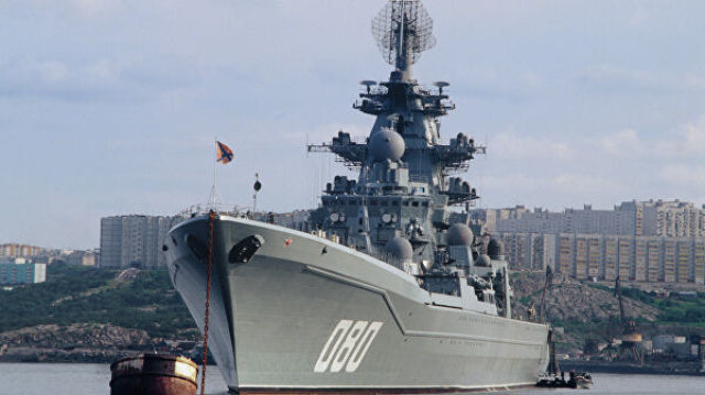 штаб северного флота