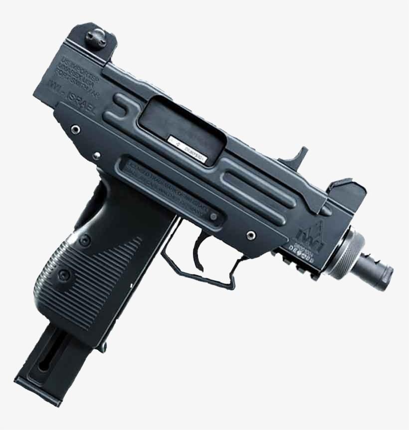 узи пушка