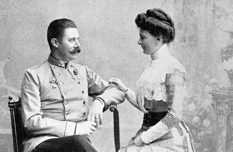 убийство наследника австро венгерского престола