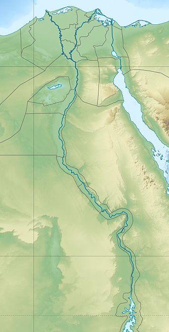 египетское войско состояло из