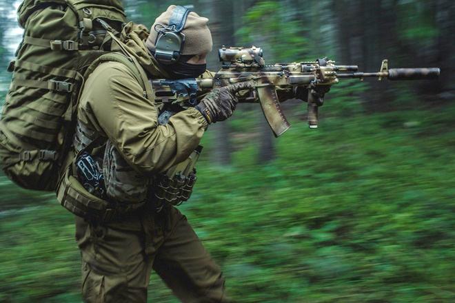 спецназ россии фото