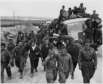 африканский театр военных действий второй мировой войны