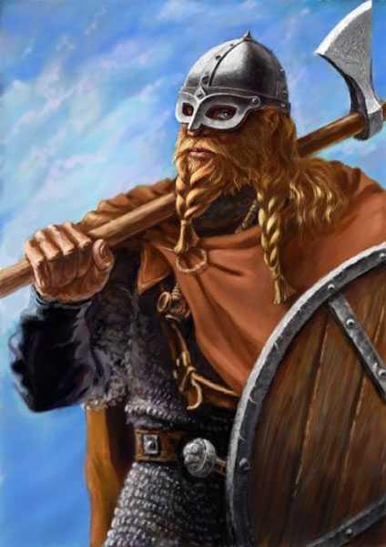 откуда пошли викинги