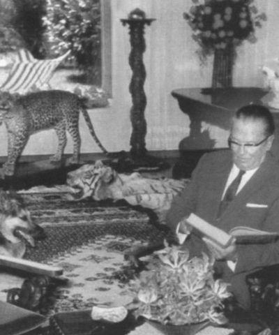 разрыв дипломатических отношений с югославией