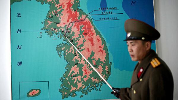 северная корея пхеньян