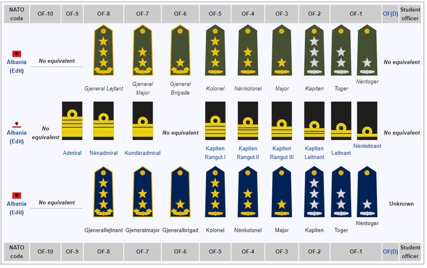 воинские звания третьего рейха
