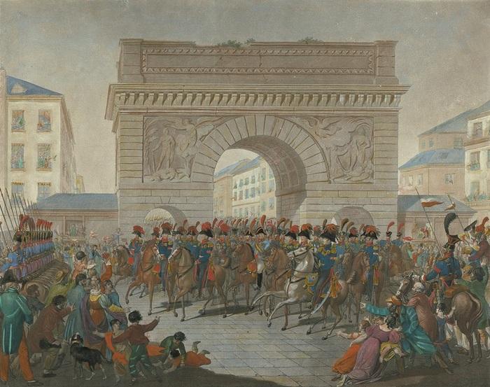 битва за францию 1814