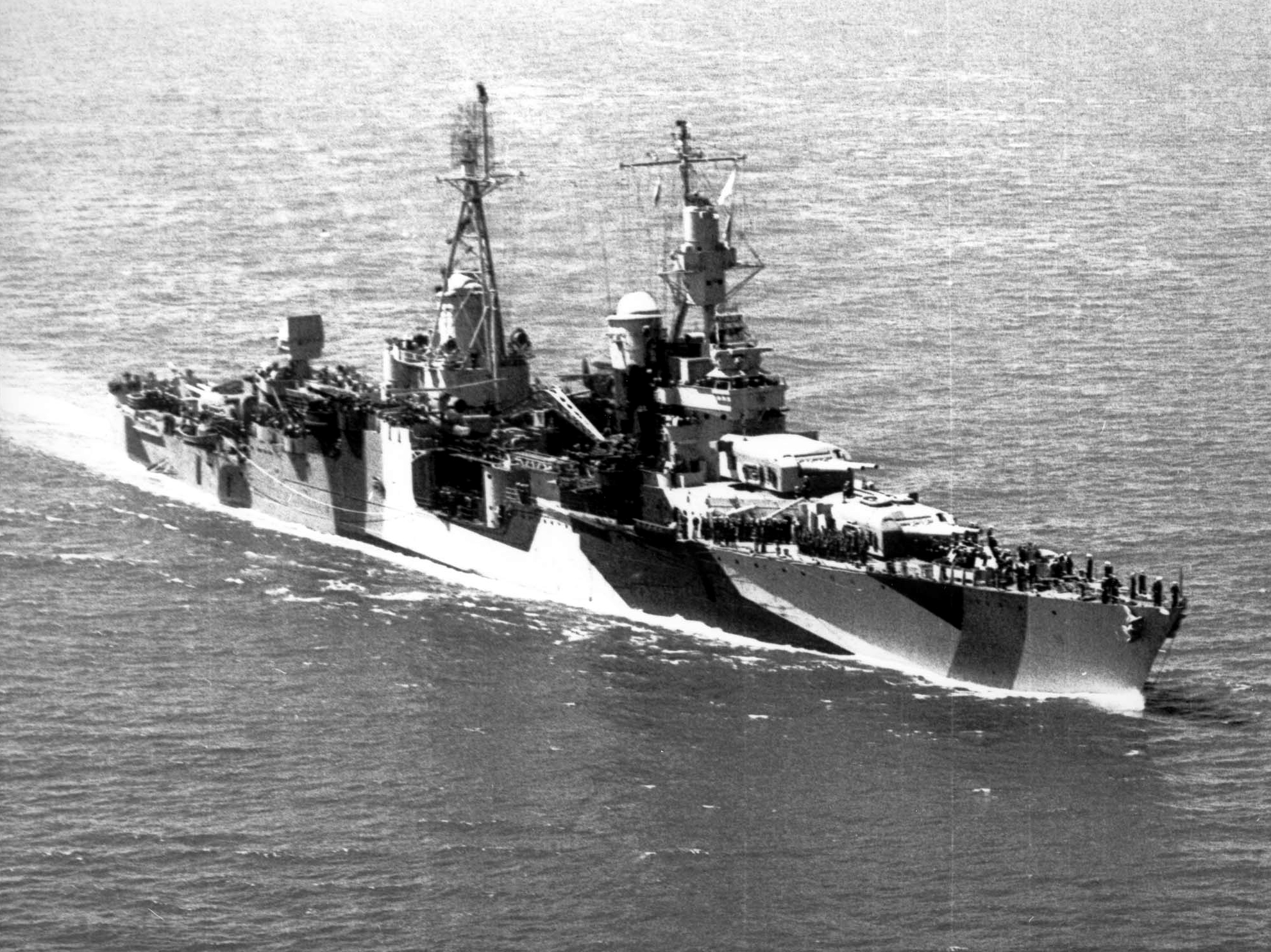 индианаполис корабль