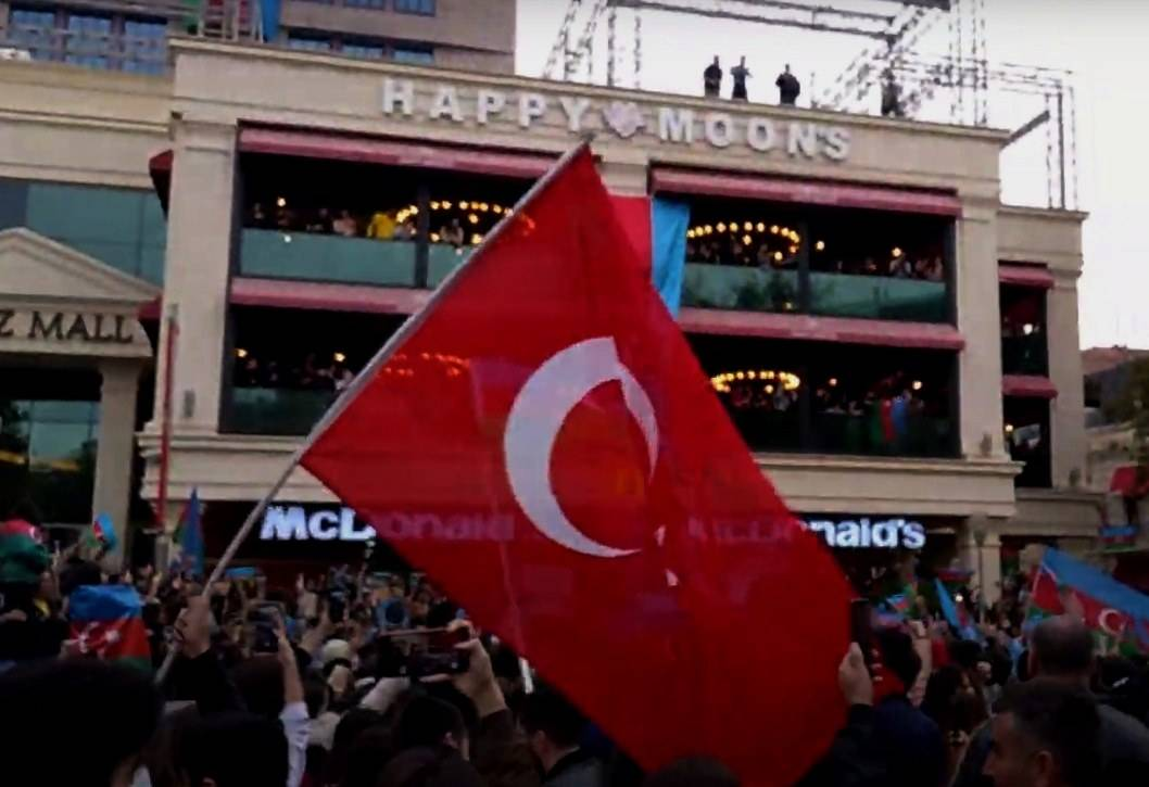 турки и армяне конфликт