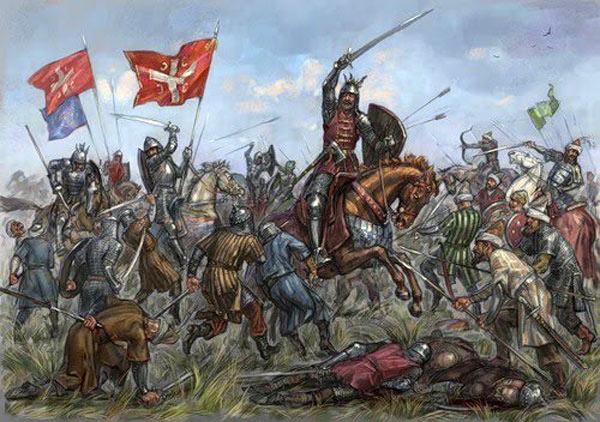 кто разрушил османскую империю