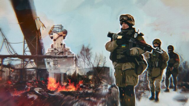 конфликт на юго востоке украины