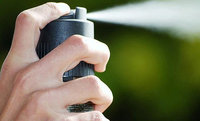 какой газовый баллончик самый эффективный для самообороны