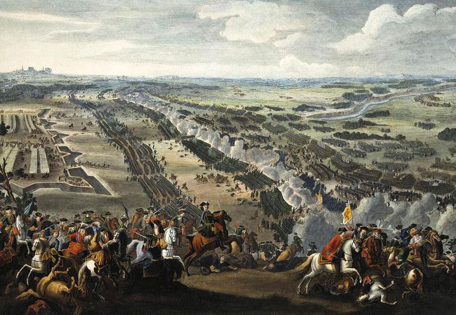 нарвское сражение