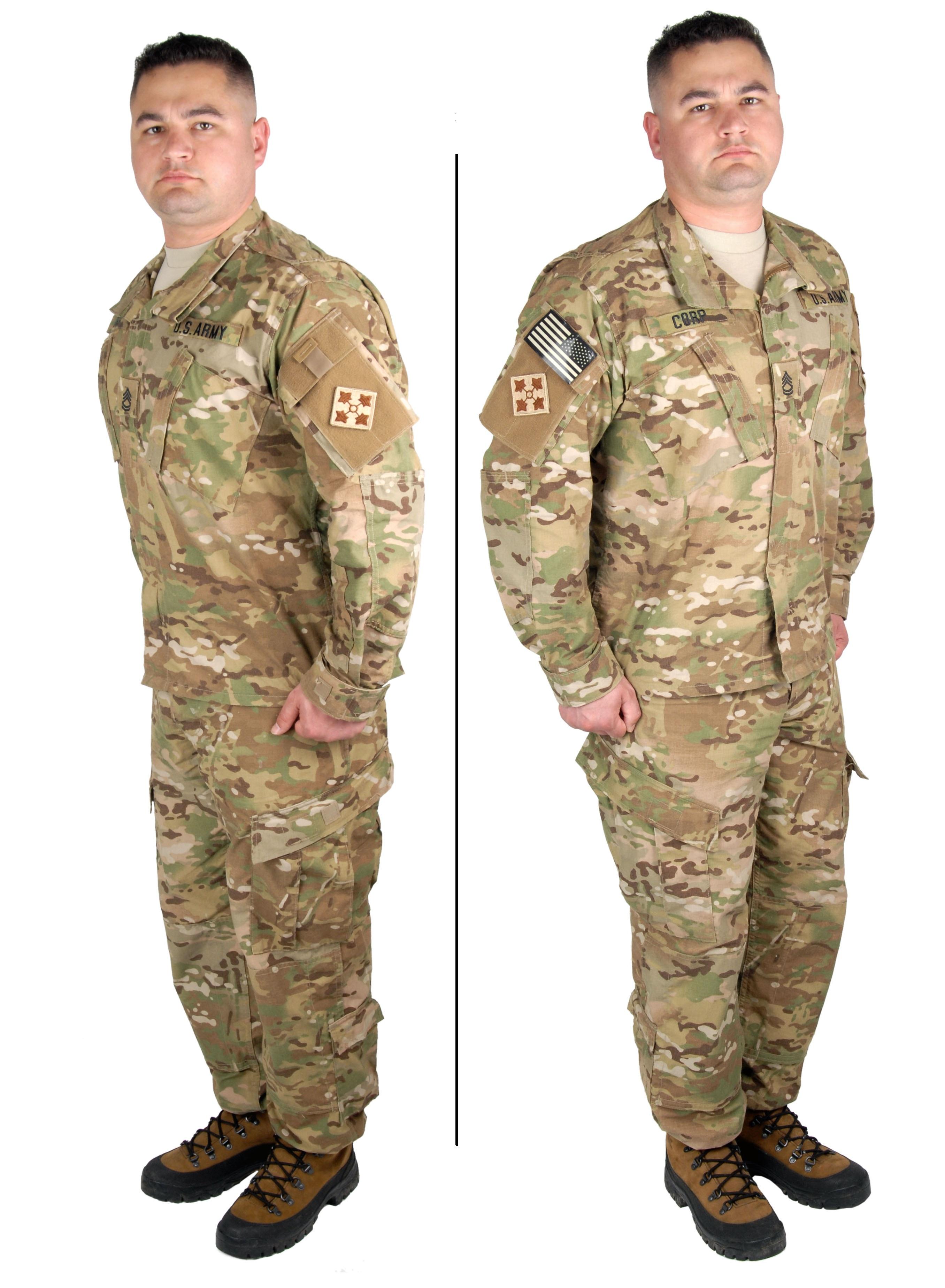 военная форма сша
