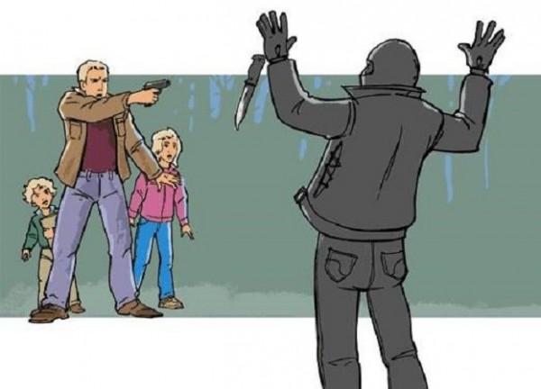 необходимая самооборона ук рф