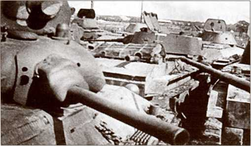 впервые танки были применены какой армией