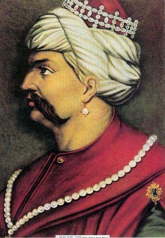 султан селим 1