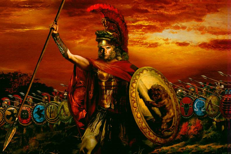 сообщение о македонском