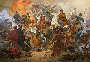 освободительная война богдана хмельницкого