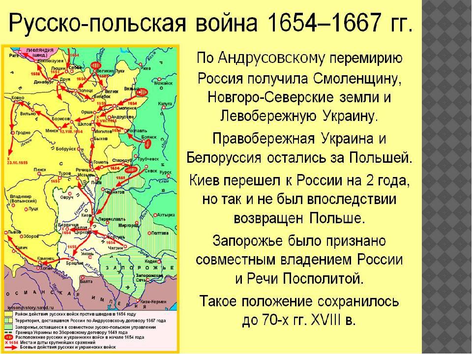 левобережная украина вошла в состав россии дата