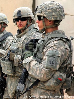 военная форма америки