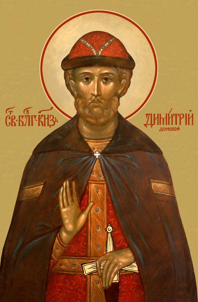дмитрий константинович князь суздальский