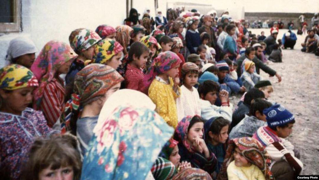 конфликт в таджикистане 1992 1997