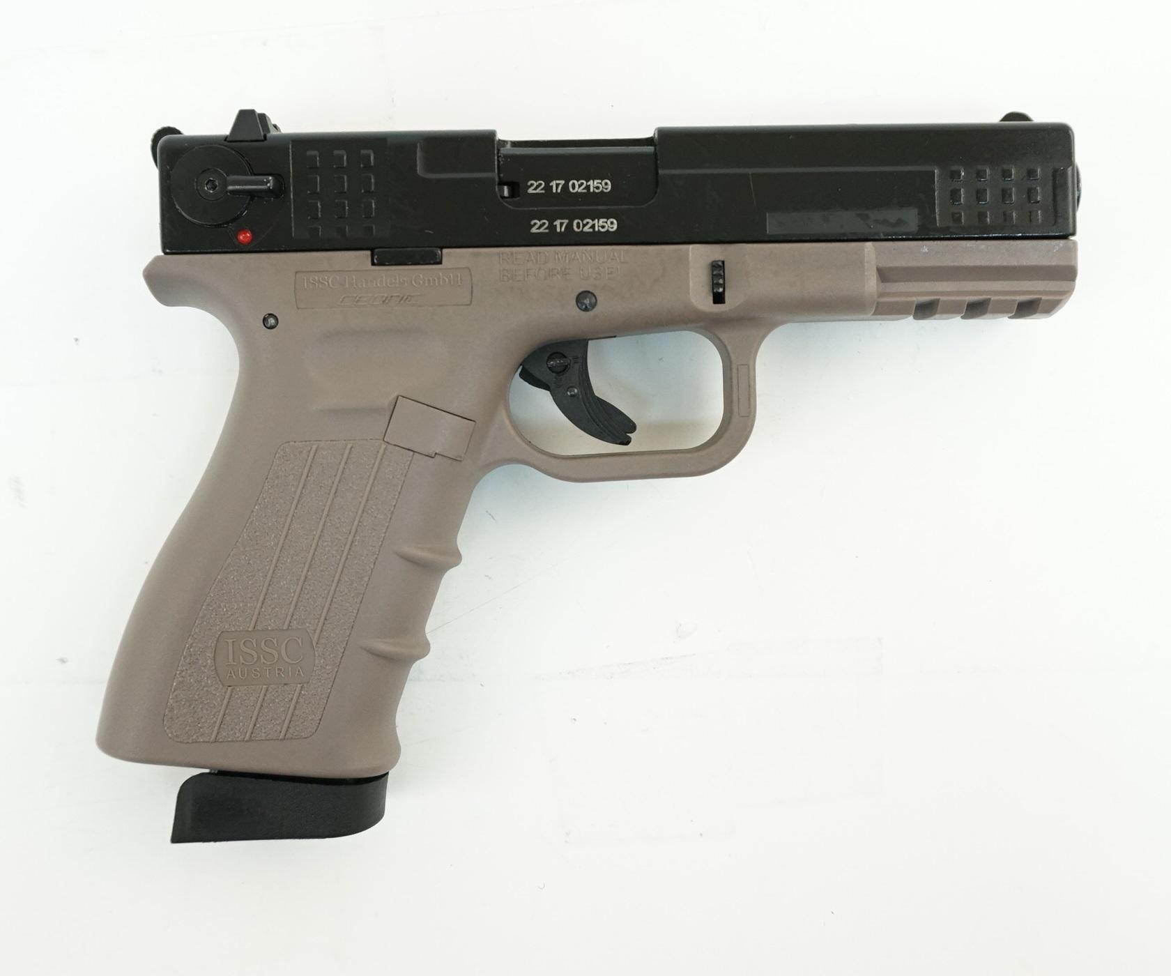 glock 17 травматический
