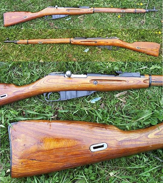 винтовка лобаева для охоты