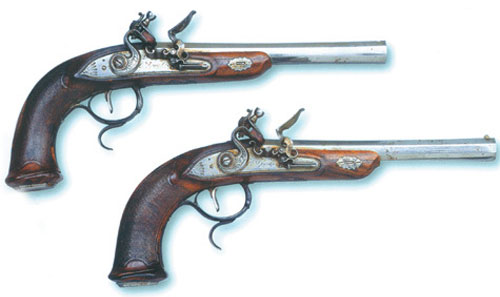 дуэль на пистолетах