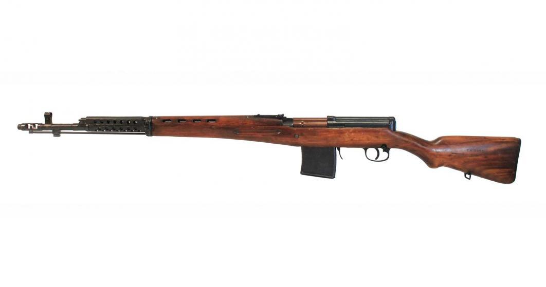оружие советской армии 1941 1945