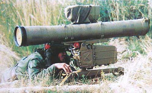 фагот противотанковый ракетный