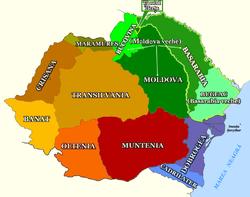 буковина на карте