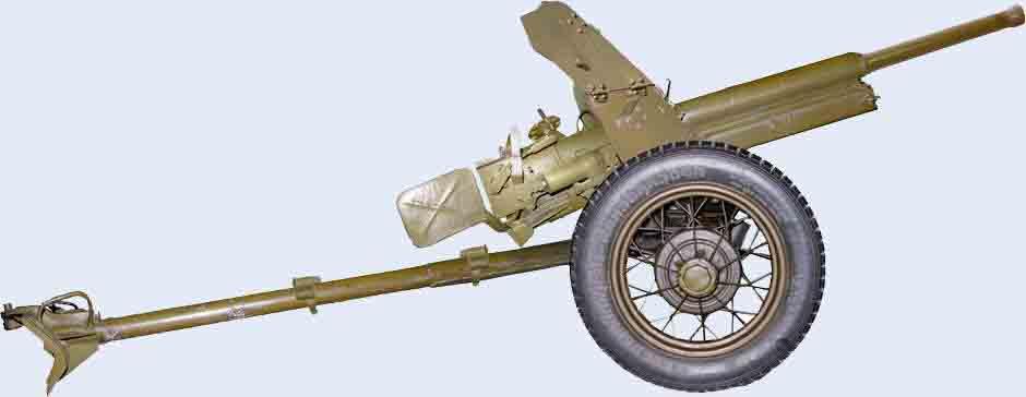 пушка 45 мм сорокопятка