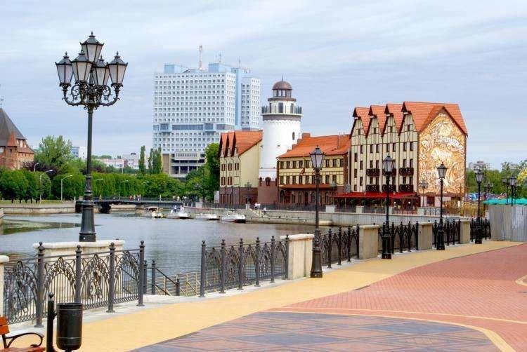 почему калининград стал российским городом