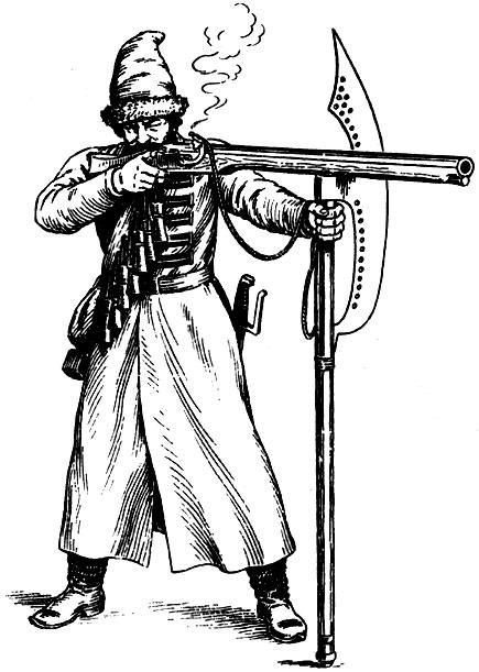 когда появилось первое огнестрельное оружие