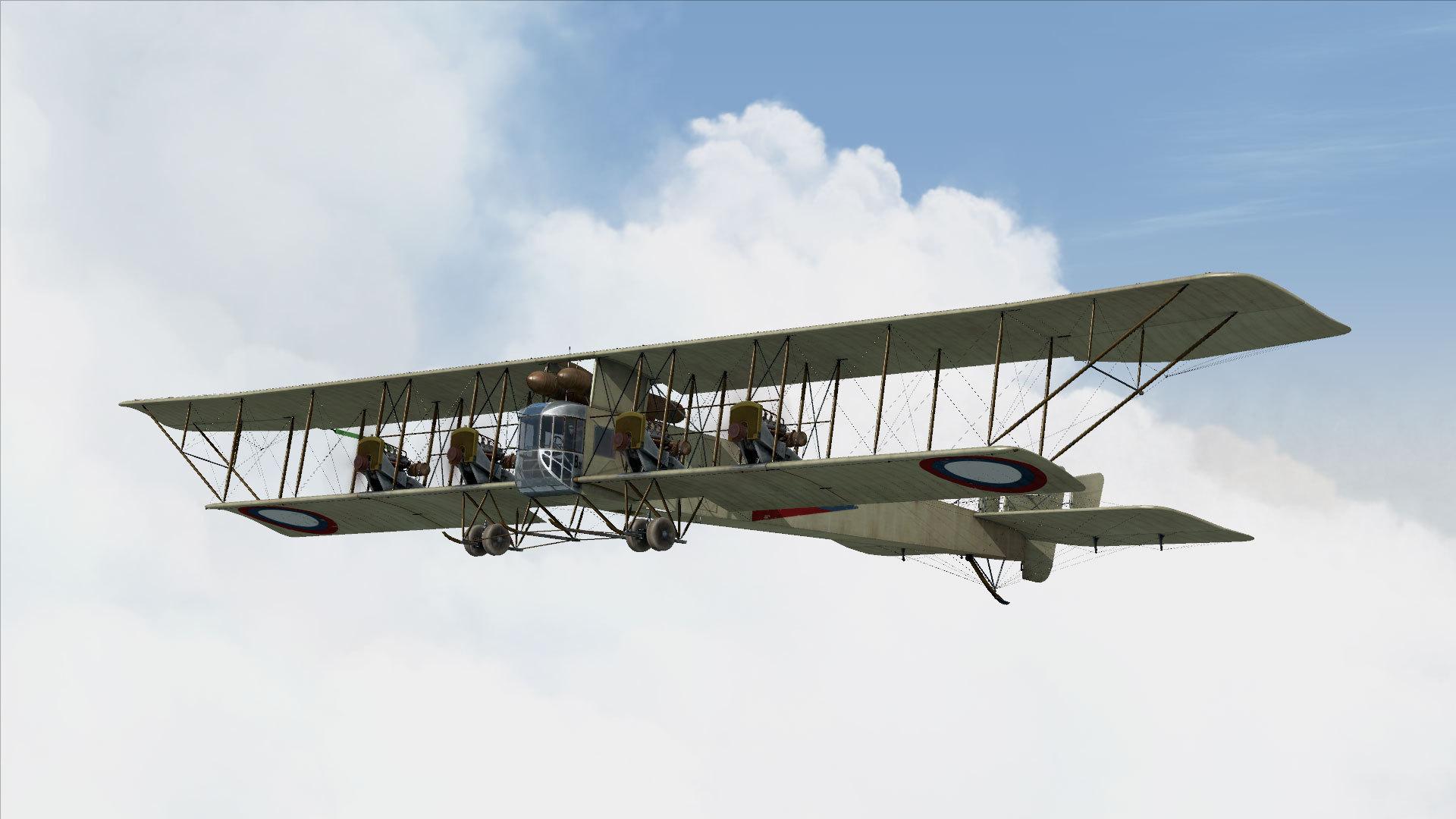 конструктор самолета илья муромец
