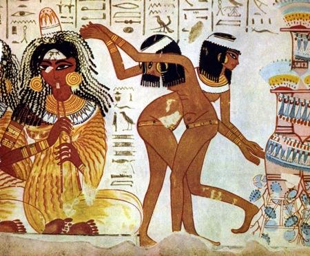 национальная одежда египтян