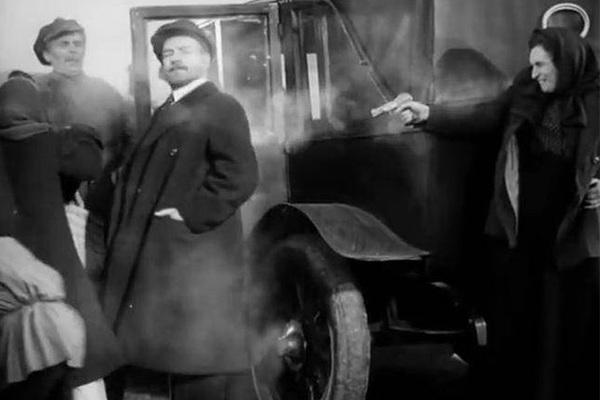 покушение на ленина в 1918
