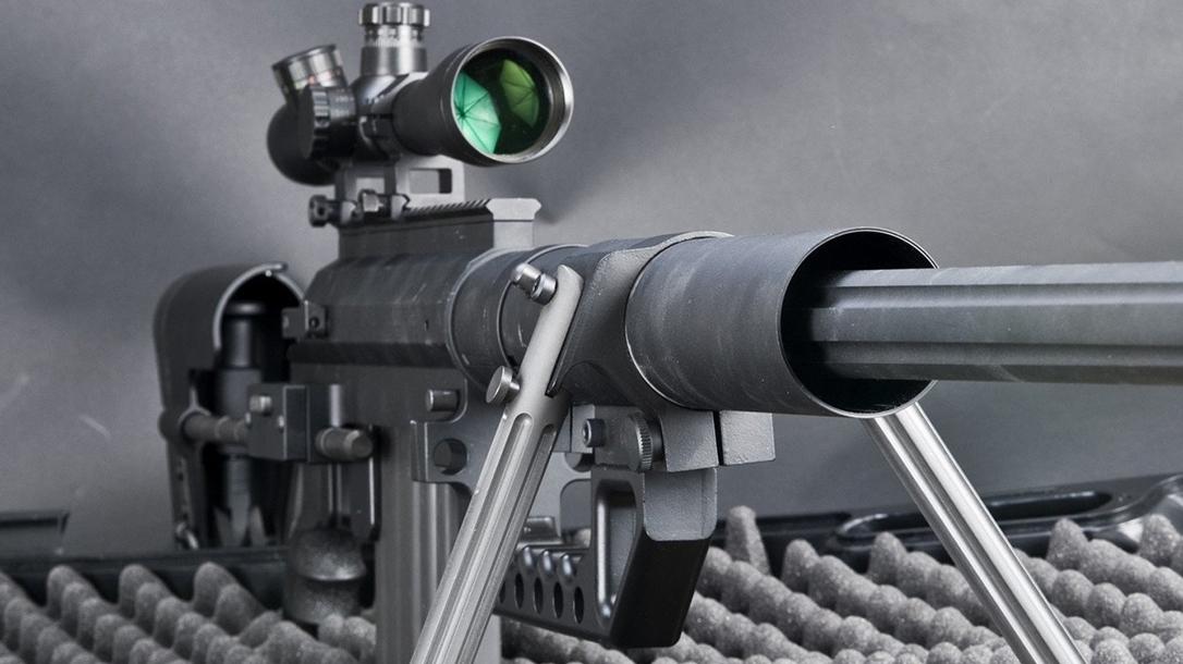 рекорд дальности стрельбы из снайперской винтовки