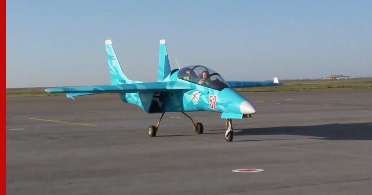 двухместный самолет