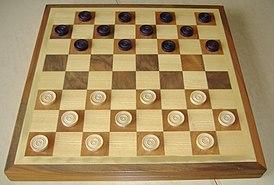 история возникновения шашек