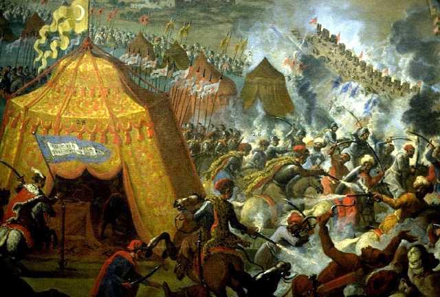осада вены 1529