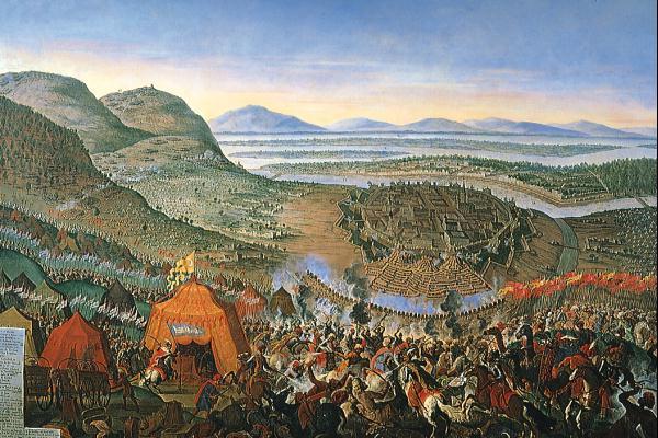 битва под веной 1683